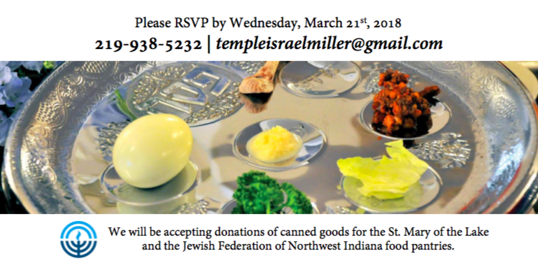 Interfaith Peace and Justice Seder
