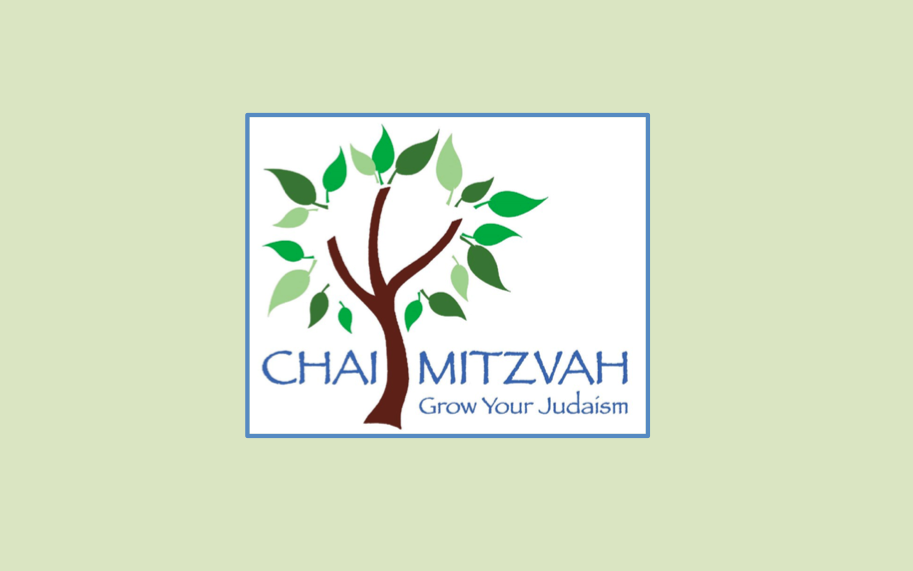 Grow Your Judaism With Chai Mitzvah