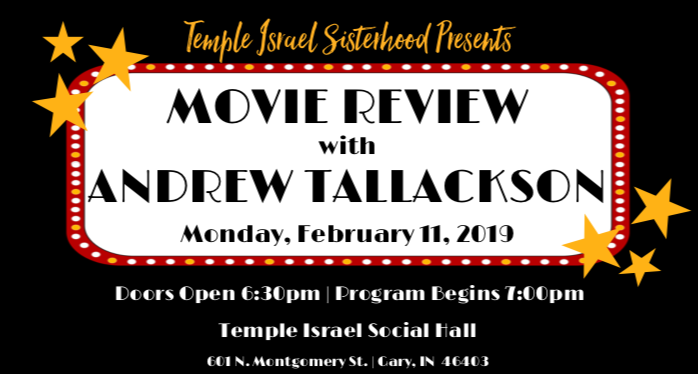 Movie Review with Andrew Tallackson