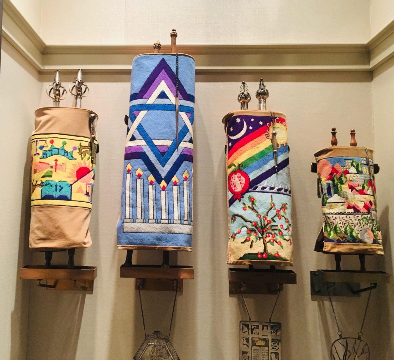 Czech Memorial Torah Scrolls
