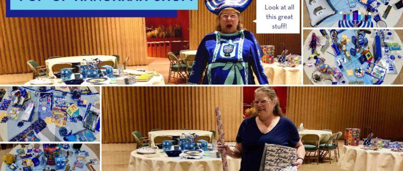 Pop-Up Hanukkah Shop