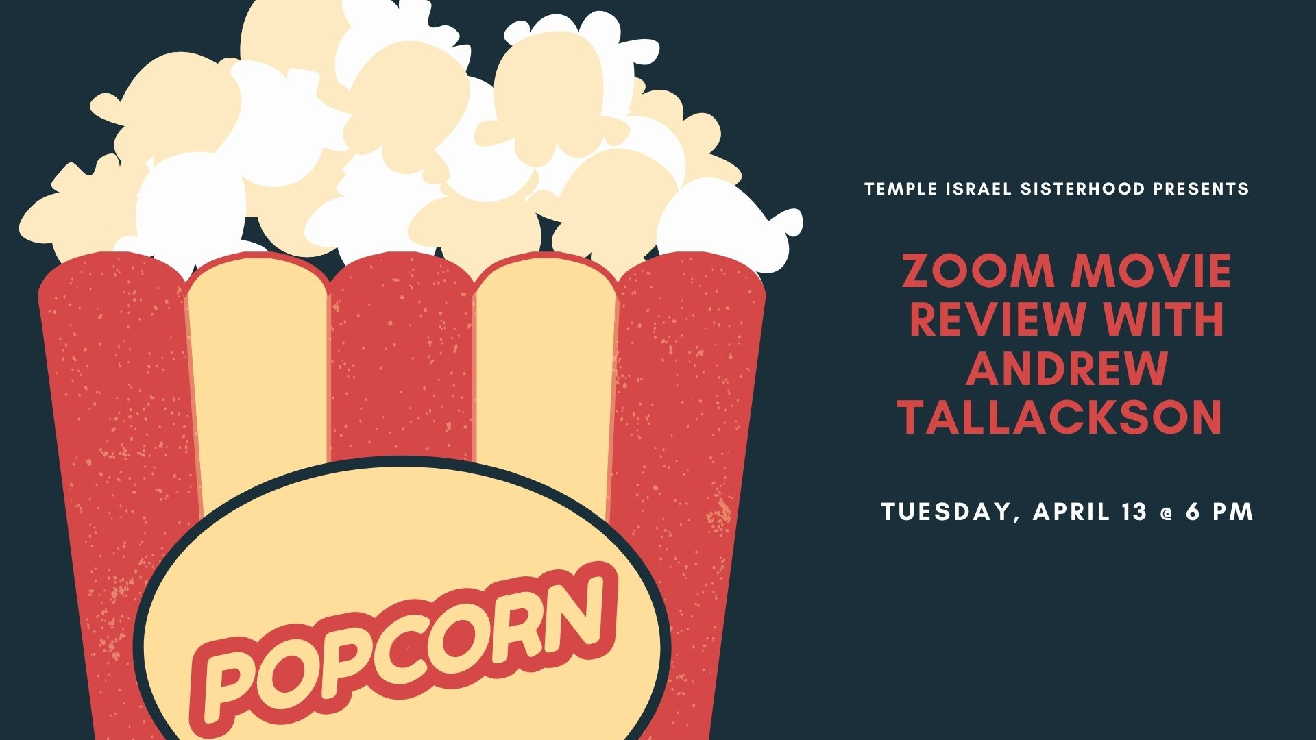 Zoom Movie Review with Andrew Tallackson